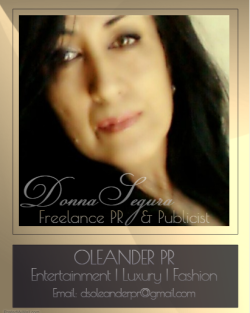 Freelance Public Relations and Publicist